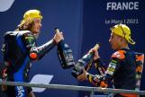 Raul Fernandez, Marco Bezzecchi, SHARK Grand Prix de France