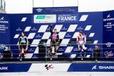 Mattia Casadei, Eric Granado, Alessando Zaccone, SHARK Grand Prix de France