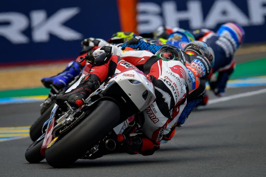 Somkiat Chantra, Idemitsu Honda Team Asia, SHARK Grand Prix de France
