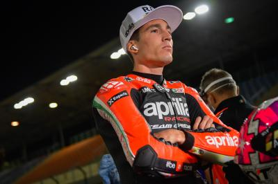 Aleix Espargaro undergoes arm pump surgery