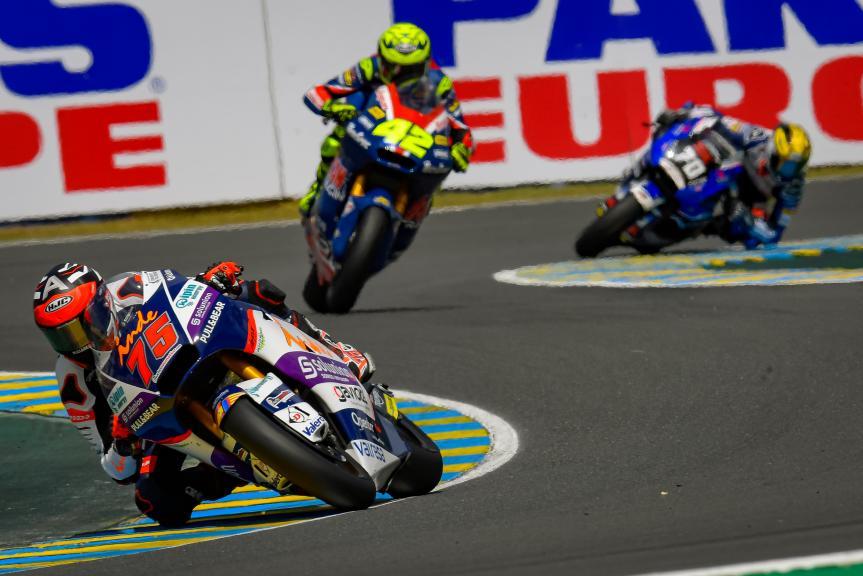 Albert Arenas, Inde Aspar Team, SHARK Grand Prix de France
