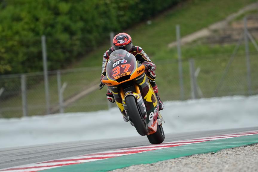 Augusto Fernandez_Catalunya Private Test Moto2™-Moto3™_©Alejandro Ceresuela