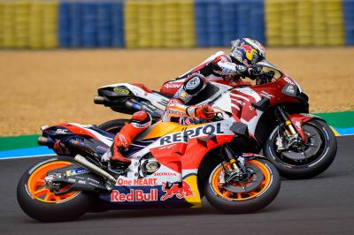 Other battles from the French Grand Prix