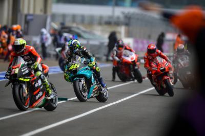 Un occhio al 2022 in MotoGP™: cosa sappiamo finora?