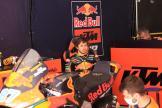 Remy Gardner, Red Bull KTM Ajo_Catalunya Private Test_@Satoshi Endo