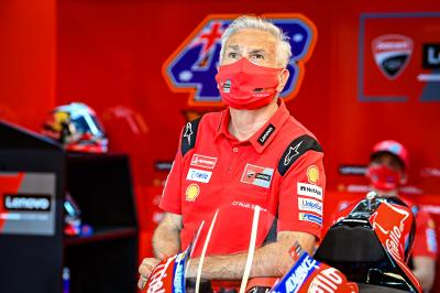 Tardozzi hints at Ducati having eight bikes on 2022 grid