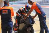 Efren Vazquez_KTM Test Rider_Catalunya Private Test_@Satoshi Endo
