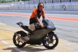 Red Bull KTM_Catalunya Private Test_@Satoshi Endo