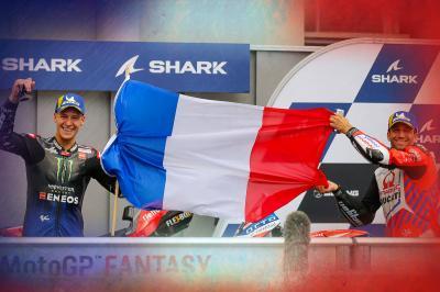 MotoGP™ Stories : Le week-end de nos Français au Mans