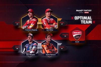 『MotoGP™ファンタジー』~地元ドゥカティ勢で勝負
