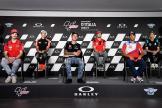 Press-Conference, Gran Premio d'Italia Oakley