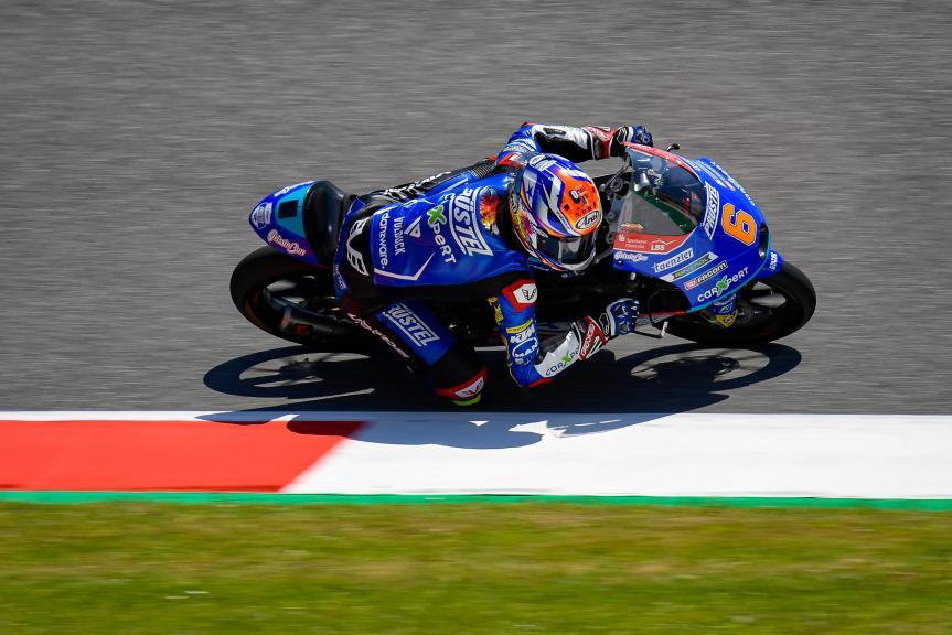 Ryusei Yamanaka, CarXpert PruestelGP, Gran Premio d'Italia Oakley