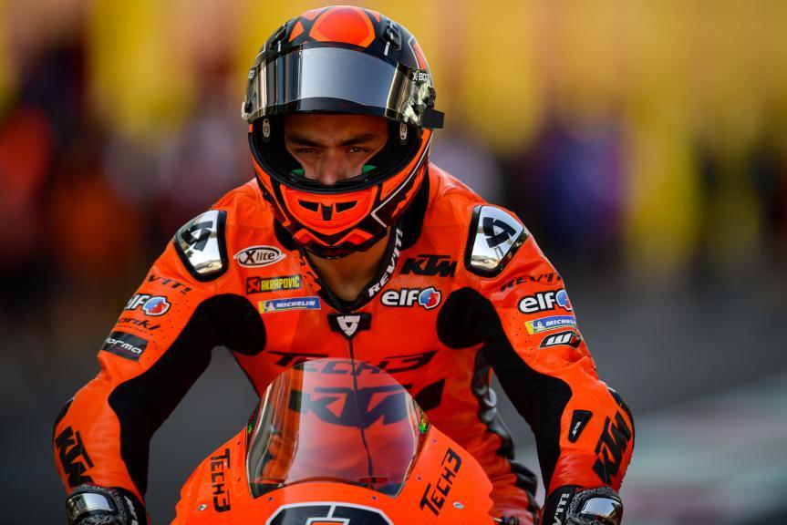 Danilo Petrucci, Tech3 KTM Factory Racing, Gran Premio d'Italia Oakley