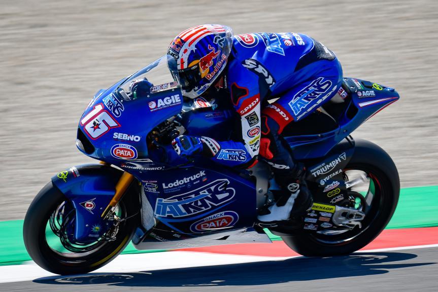 Joe Roberts, Italtrans Racing Team, Gran Premio d'Italia Oakley