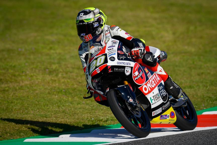Lorenzo Fellon, Sic58 Squadra Corse, Gran Premio d'Italia Oakley
