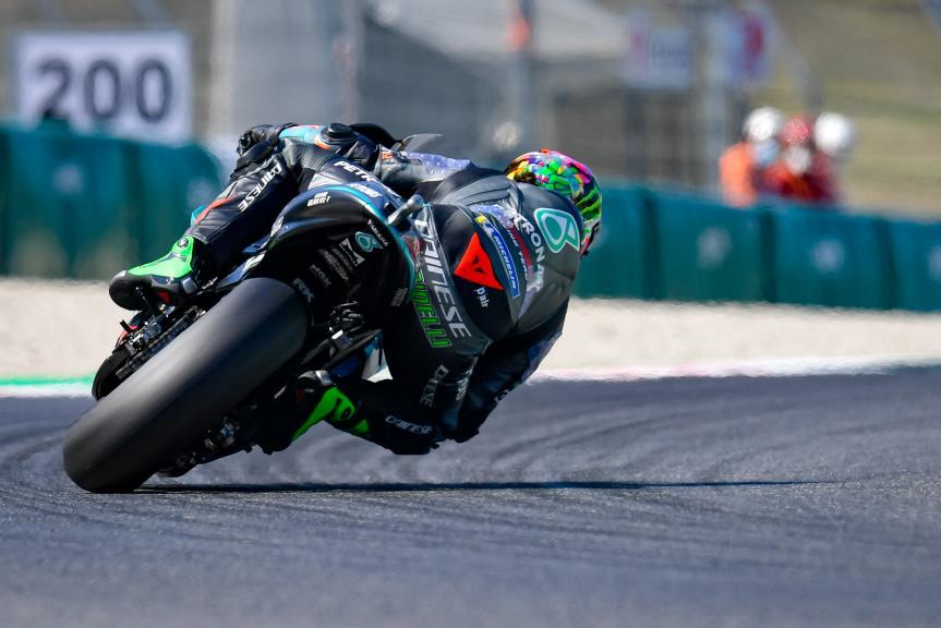 Franco Morbidelli, Petronas Yamaha STR, Gran Premio d'Italia Oakley