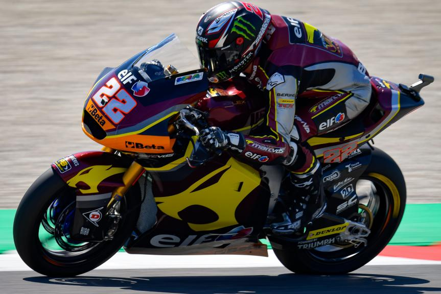 Sam Lowes, Elf Marc Vds Racing Team, Gran Premio d'Italia Oakley