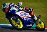 Adrian Fernandez, Sterilgarda Max Racing Team, Gran Premio d'Italia Oakley