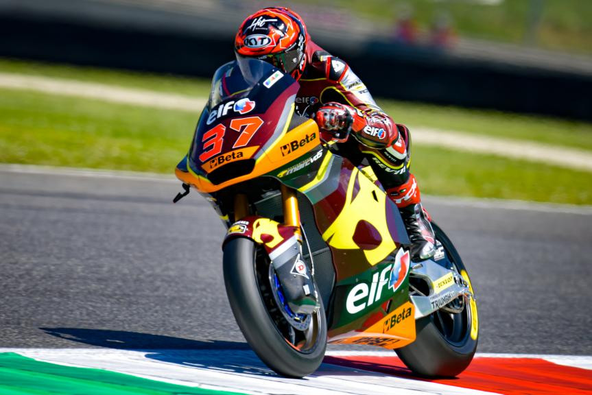 Augusto Fernandez, Elf Marc Vds Racing Team, Gran Premio d'Italia Oakley