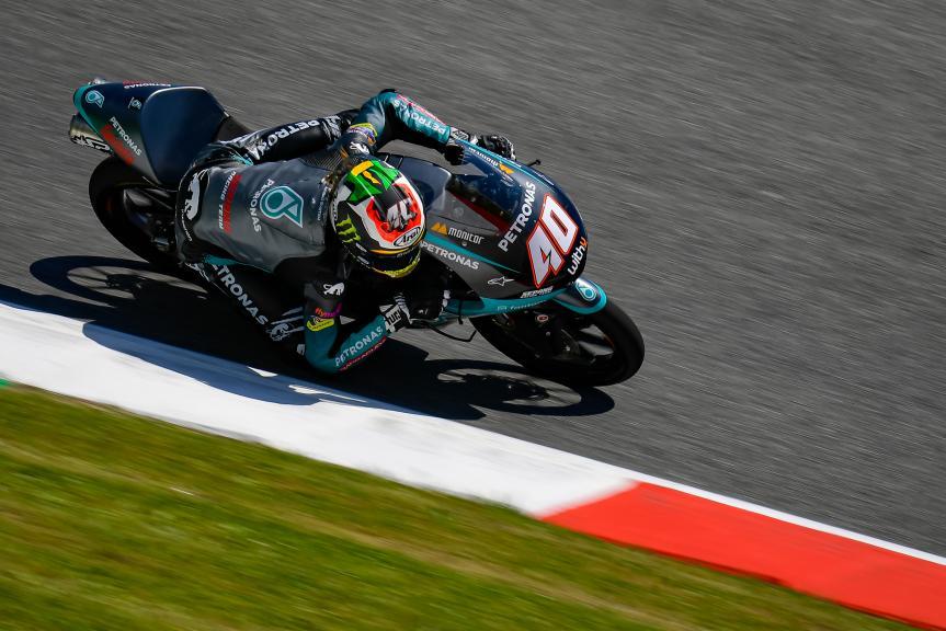 Darryn Binder, Petronas Sprinta Racing, Gran Premio d'Italia Oakley