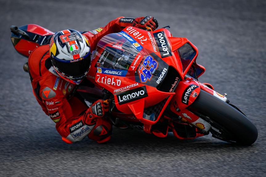 Jack Miller, Ducati Lenovo Team, Gran Premio d'Italia Oakley