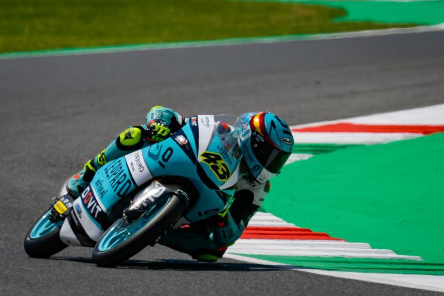 Xavier Artigas, Leopard Racing, Gran Premio d'Italia Oakley