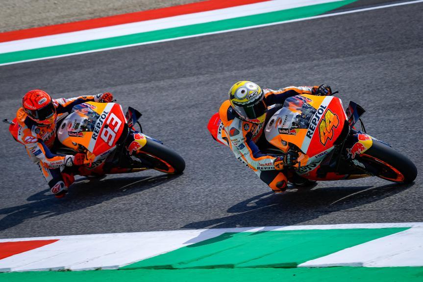 Pol Espargaro, Marc Marquez, Repsol Honda Team, Gran Premio d'Italia Oakley