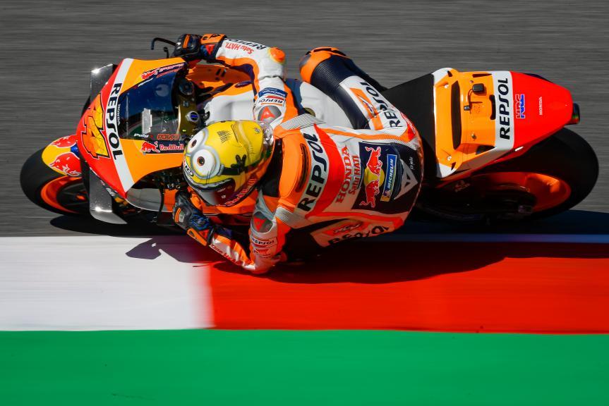 Pol Espargaro, Repsol Honda Team, Gran Premio d'Italia Oakley