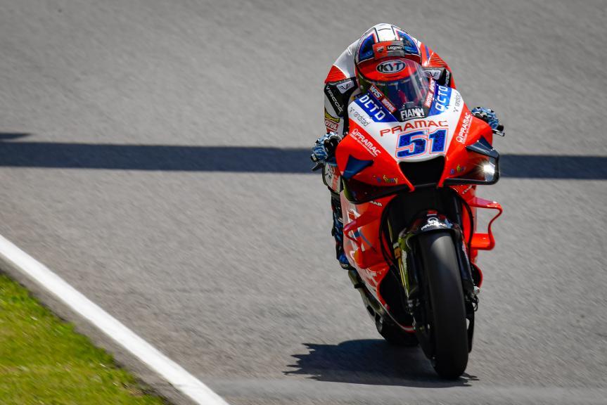 Michele Pirro, Pramac Racing, Gran Premio d'Italia Oakley
