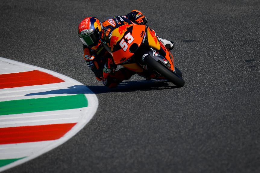 Deniz Oncu, Red Bull KTM Tech 3, Gran Premio d'Italia Oakley