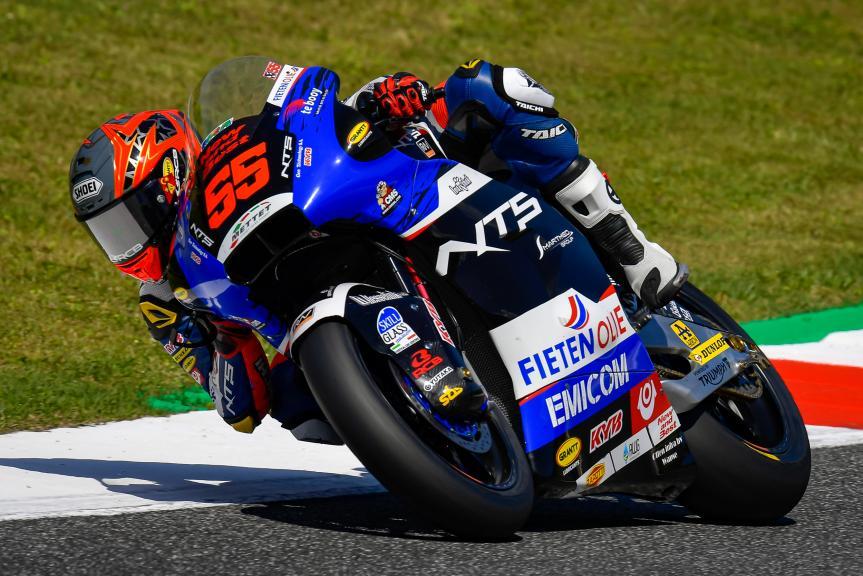 Hafizh Syahrin, NTS Rw Racing GP, Gran Premio d'Italia Oakley