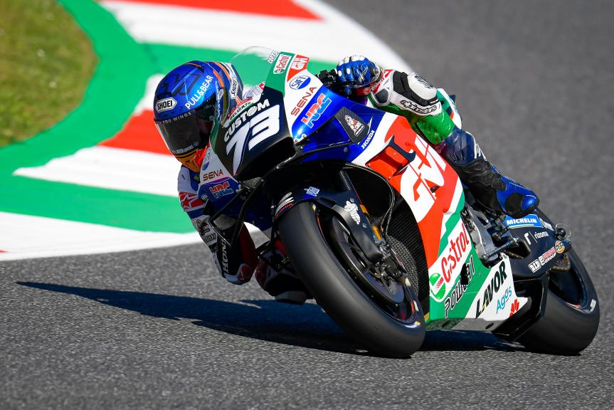 Alex Marquez, LCR Honda CastrolHonda, Gran Premio d'Italia Oakley