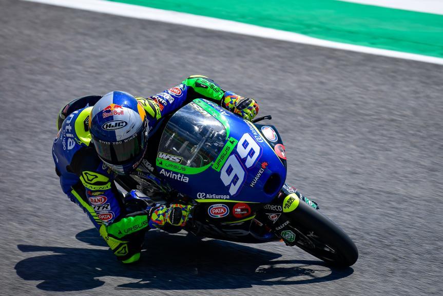 Carlos Tatay, Avintia Esponsorama Moto3, Gran Premio d'Italia Oakley