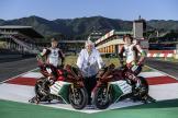 Corsi, Baldassarri, Cuzari, MV Agusta Forward Racing, Gran Premio d'Italia Oakley