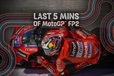 GRATIS: Il meglio della FP2 del GP d'Italia Oakley