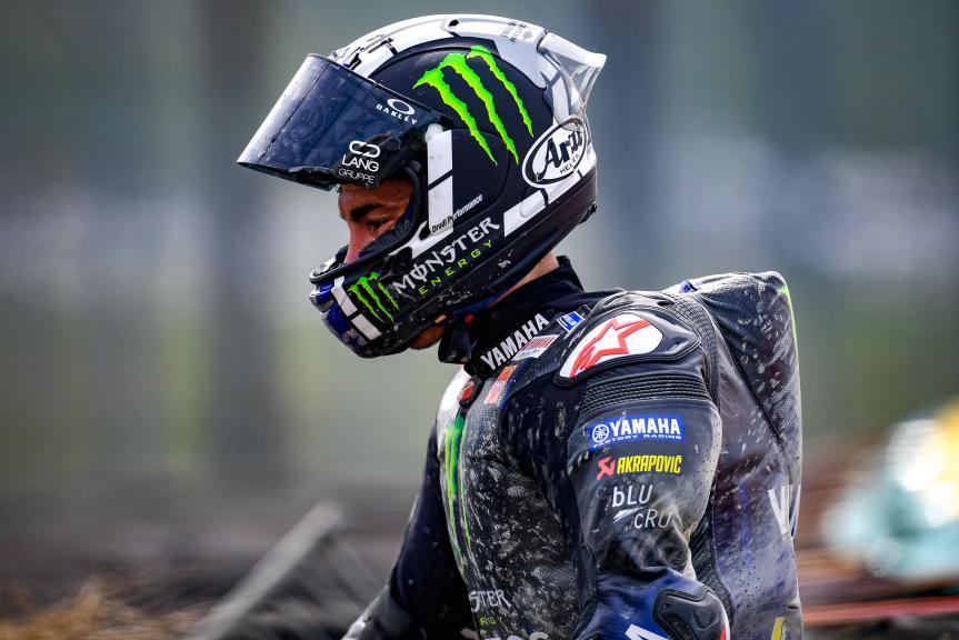 Maverick Viñales, Monster Energy Yamaha MotoGP, Gran Premio d'Italia Oakley