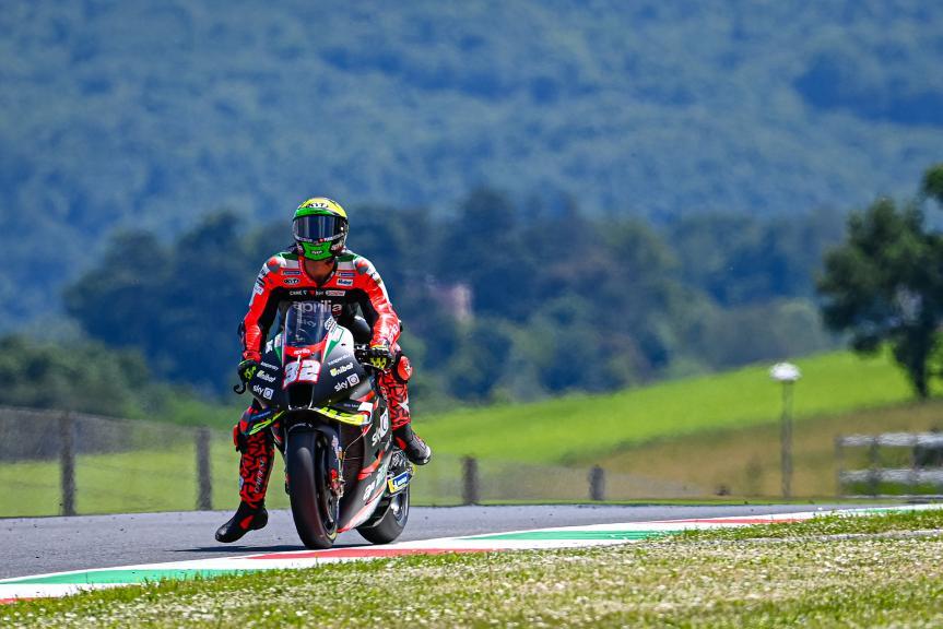 Lorenzo Savadori, Aprilia Racing Team Gresini, Gran Premio d'Italia Oakley