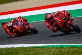 Jack Miller, Francesco Bagnaia, Ducati Lenovo Team, Gran Premio d'Italia Oakley