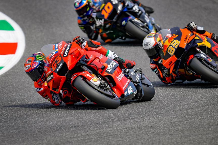 Francesco Bagnaia, Ducati Lenovo Team, Gran Premio d'Italia Oakley