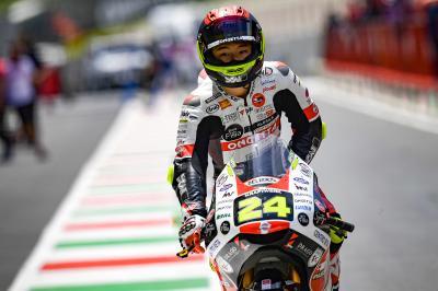 Suzuki consigue la pole de Moto3 ™ en Mugello