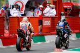 Maverick Viñales, Marc Marquez, Gran Premio d'Italia Oakley