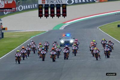 Red Bull MotoGP Rookies Cup: La prima gara al Mugello