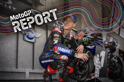GP d'Italie : Quatrième pole d'affilée pour Quartararo