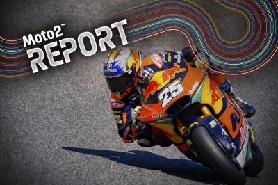 Moto2™ : R. Fernández tient tête à Lowes en qualifications