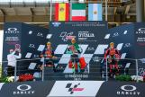 Gabriel Rodrigo, Jaume Masia, Dennis Foggia, Gran Premio d'Italia Oakley