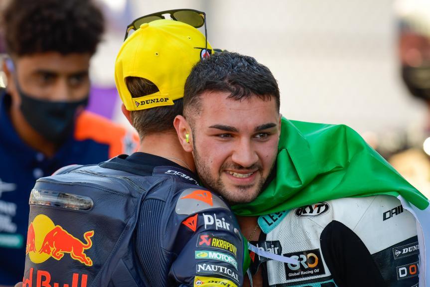 Jaume Masia, Dennis Foggia, Gran Premio d'Italia Oakley