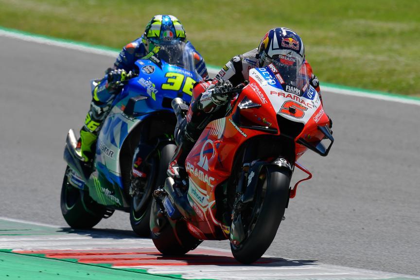 Johann Zarco, Joan Mir, Gran Premio d'Italia Oakley