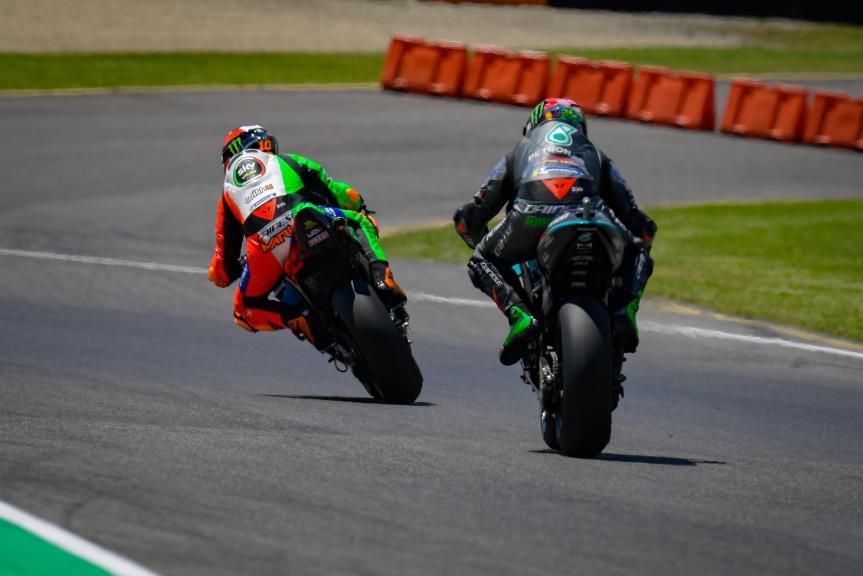 Luca Marini, Franco Morbidelli, Gran Premio d'Italia Oakley