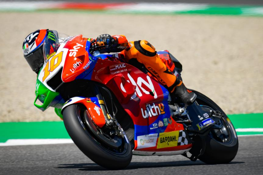 Luca Marini, Sky VR46 Avintia, Gran Premio d'Italia Oakley