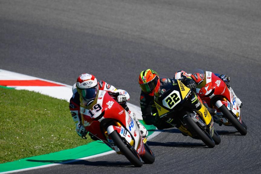 Andi Farid Izdihar, Elia Bartolini, Gran Premio d'Italia Oakley
